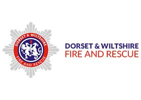Dorset and Wilts Fire & Rescue logo