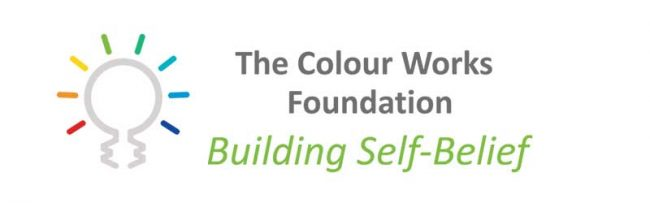 The Colour Works Foundation logo